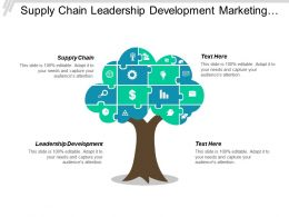 Supply Chain Leadership Development Marketing Management Media Buying Strategy Cpb