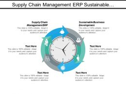 Supply Chain Management Erp Sustainable Business Development Telecommunications Planning Cpb