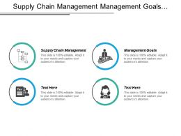 Supply Chain Management Management Goals Diversity Leadership Leadership Management Cpb