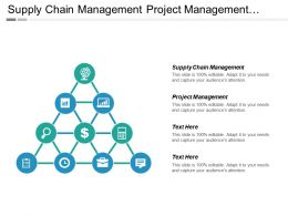 Supply Chain Management Project Management Business Process Mapping Cpb