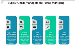 Supply Chain Management Retail Marketing Management Strategy Performance Measurement Cpb