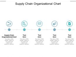 Supply Chain Organizational Chart Ppt Powerpoint Presentation Icon Graphics Design Cpb