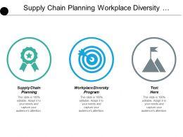 Supply Chain Planning Workplace Diversity Program Strategic Action Plan Cpb