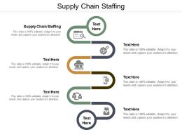 Supply Chain Staffing Ppt Powerpoint Presentation Ideas Example Topics Cpb