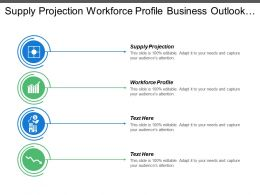 Supply Projection Workforce Profile Business Outlook Company Strategies