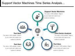 Support Vector Machines Time Series Analysis Link Analysis