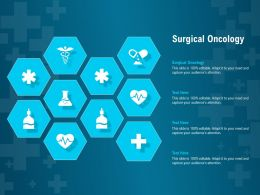 Surgical Oncology Ppt Powerpoint Presentation Topics
