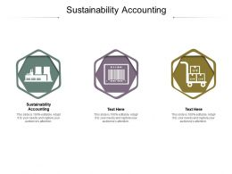 Sustainability Accounting Ppt Powerpoint Presentation Pictures Background Designs Cpb