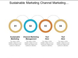 Sustainable Marketing Channel Marketing Management Services Lead Generation Cpb