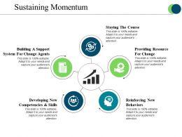 Sustaining Momentum Presentation Slides
