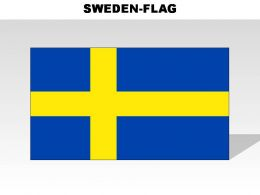 sweden_country_powerpoint_flags_Slide01