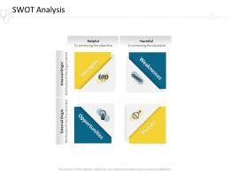 Swot Analysis Hospital Management Ppt Summary Gallery