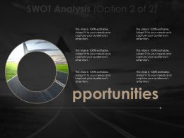 Swot Analysis Powerpoint Slide Images