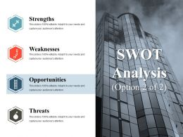 Swot Analysis Ppt Graphics