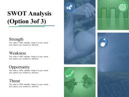 Swot Analysis Ppt Icon Designs Download