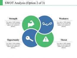 Swot Analysis Ppt Ideas Skills