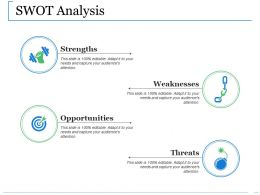 Swot Analysis Ppt Inspiration