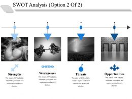 Swot Analysis Ppt Layouts Example File