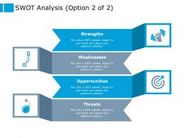 Swot Analysis Ppt Powerpoint Presentation Pictures Example