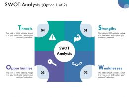 Swot Analysis Ppt Summary File Formats