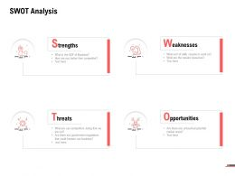 Swot Analysis Strategy Marketing Ppt Powerpoint Presentation Icon Skills