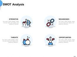SWOT Analysis Threats L1130 Ppt Powerpoint Presentation Slides