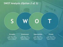 Swot Analysis Threats Ppt Powerpoint Presentation Show Slide Download
