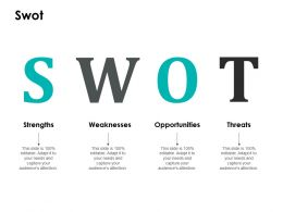 Swot Opportunities B93 Ppt Powerpoint Presentation File Layout Ideas