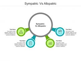 Sympatric Vs Allopatric Ppt Powerpoint Presentation Show Visual Aids Cpb