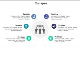 Synapse Ppt Powerpoint Presentation Gallery Shapes Cpb