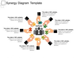 Synergy Diagram Template Ppt Sample File