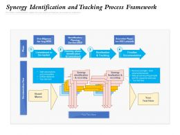 Synergy Identification And Tracking Process Framework