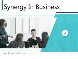 Synergy In Business Powerpoint Presentation Slides
