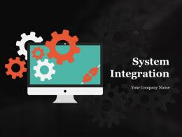 System Integration Implementation And Communication Integration Plan Development