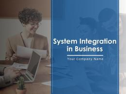 System Integration In Business Powerpoint Presentation Slides