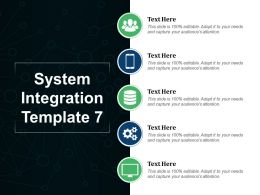 System Integration Ppt Ideas