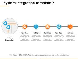 System Integration Ppt Picture