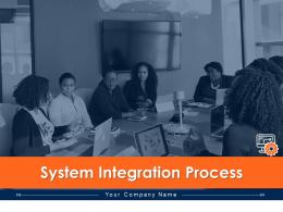 System Integration Process Powerpoint Presentation Slides