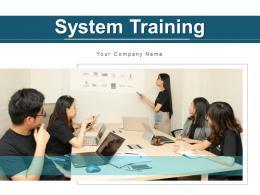 System Training Analyze Design Develop Implement Budget Program