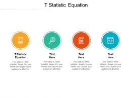 T Statistic Equation Ppt Powerpoint Presentation Outline Model Cpb