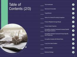 Table Of Contents Market Icon Ppt Powerpoint Presentation Show Designs Download