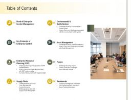Table Of Contents People M2284 Ppt Powerpoint Presentation Icon Example File