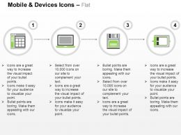 tablet_calculator_floppy_drive_ppt_icons_graphics_Slide01