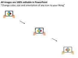 tablet_with_venn_diagram_flat_powerpoint_design_Slide02