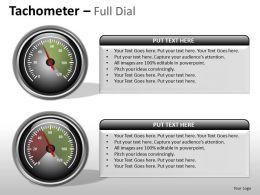 Tachometer Full Dial ppt 10