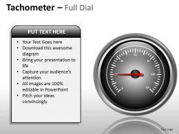 Tachometer Full Dial ppt 14