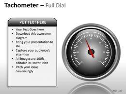 Tachometer Full Dial ppt 3