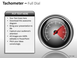 Tachometer Full Dial ppt 5