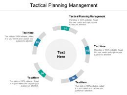 Tactical Planning Management Ppt Powerpoint Presentation File Mockup Cpb