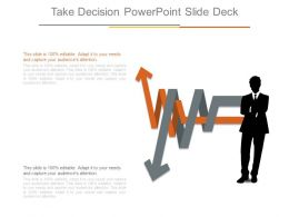 Take Decision Powerpoint Slide Deck